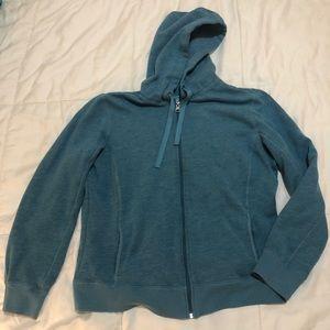 Tek Gear teal hoodie